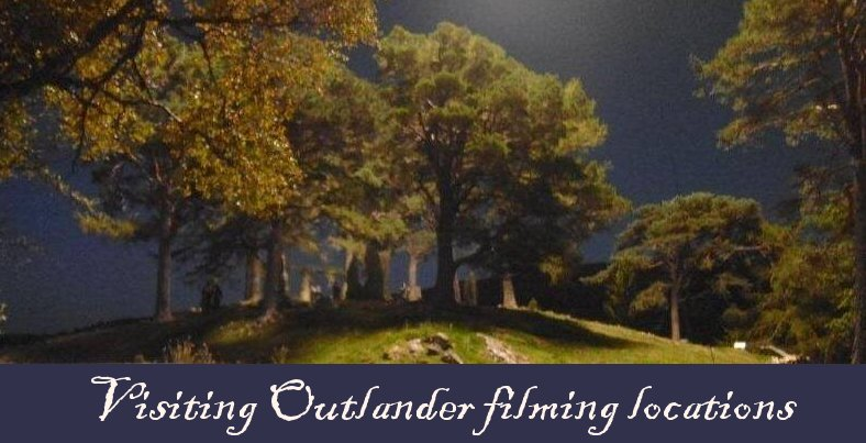 Outlander Tv Tour